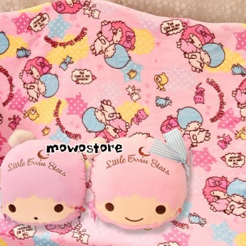 Little Twins Star Cushion連被
