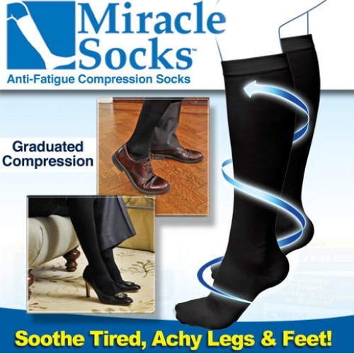 Miracle Socks 防靜脈曲張瘦腿襪