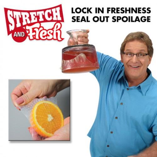 Stretch and Fresh 可重用保鮮膠